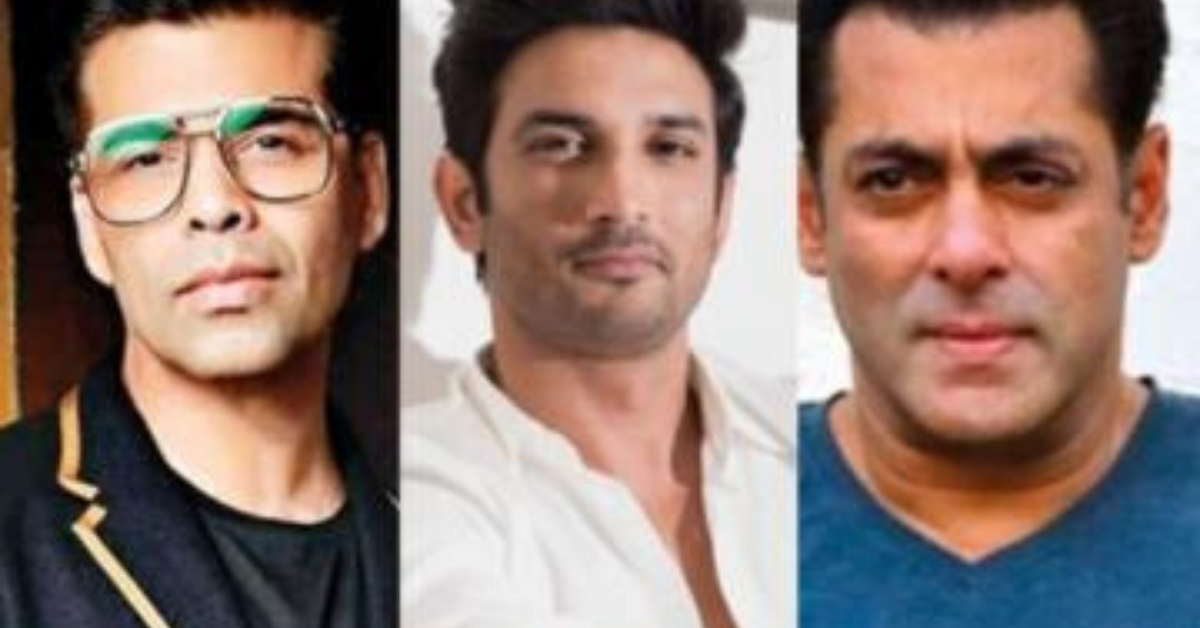 sushant-singh-rajput-karan-johar-salman-khan-case-filed-by-them