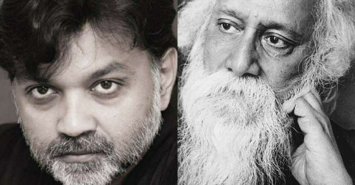 srijit-mukherjee-new-movie-rabindra-nath-ekhno-khete-aseni