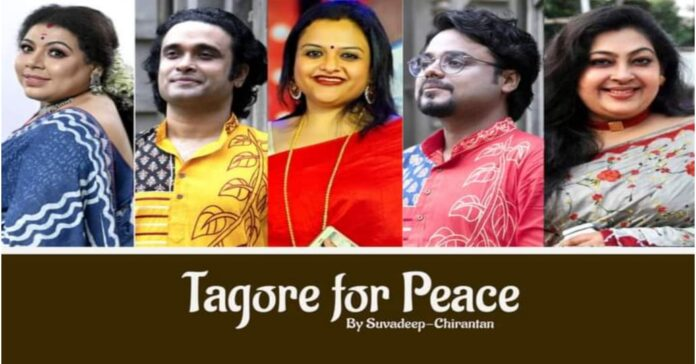 shubhdeep-chakraborty-chirantan-banerjee-appeared-with-the-message-of-world-peace